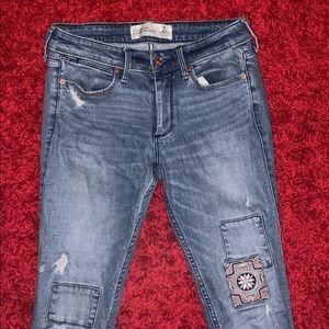 Super cute Abercrombie jeans!!!